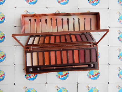 sombras maquillaje urban decay