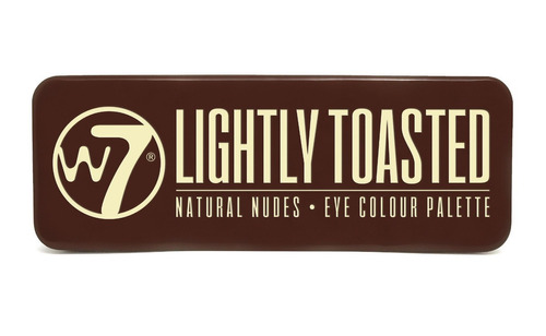 sombras w7 lightly toaste