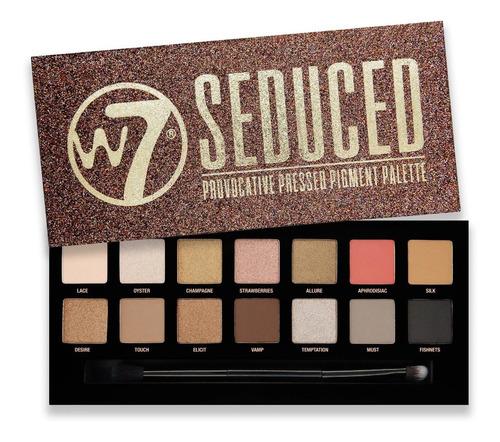 sombras w7 seduced - g a $5600