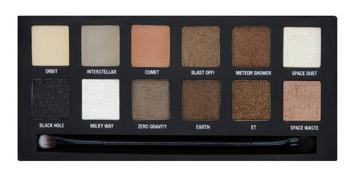 sombras w7 spaced out