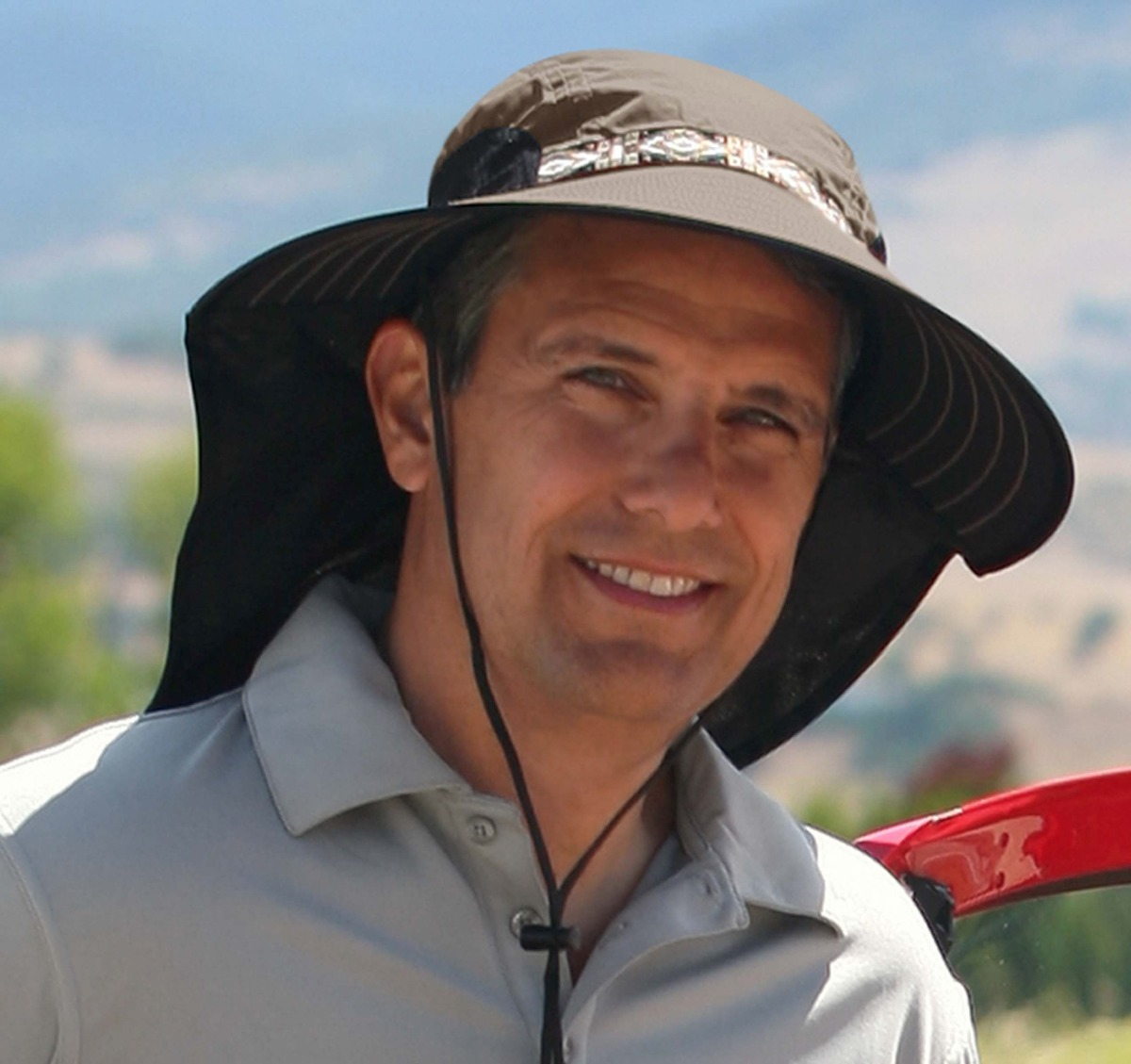 Sombrero Adventure Protección Upf 50+ Caza ec043d7c721