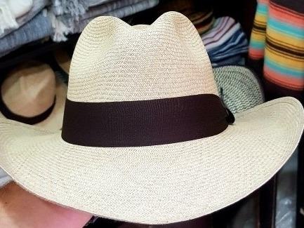 sombrero aguadeño tejido a mano tipo exportacion!