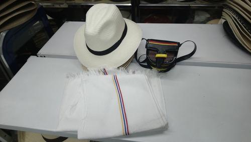sombrero aguadeño,poncho y carriel niños envio gratis