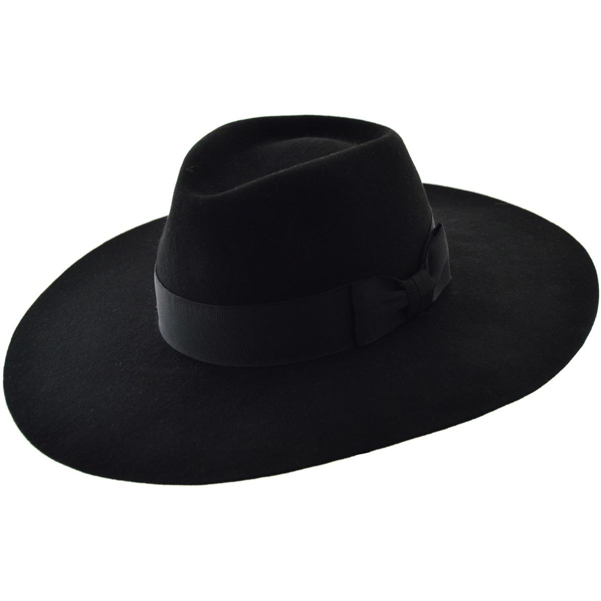 0d9100b35038c sombrero ala ancha fieltro compañia de sombreros h614011. Cargando zoom.