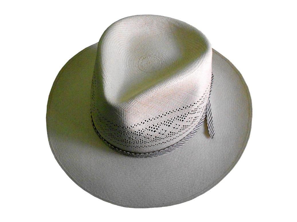 68afa7e1d9f18 sombrero americano calado de jipi tipo panamá 4 partidas. Cargando zoom.