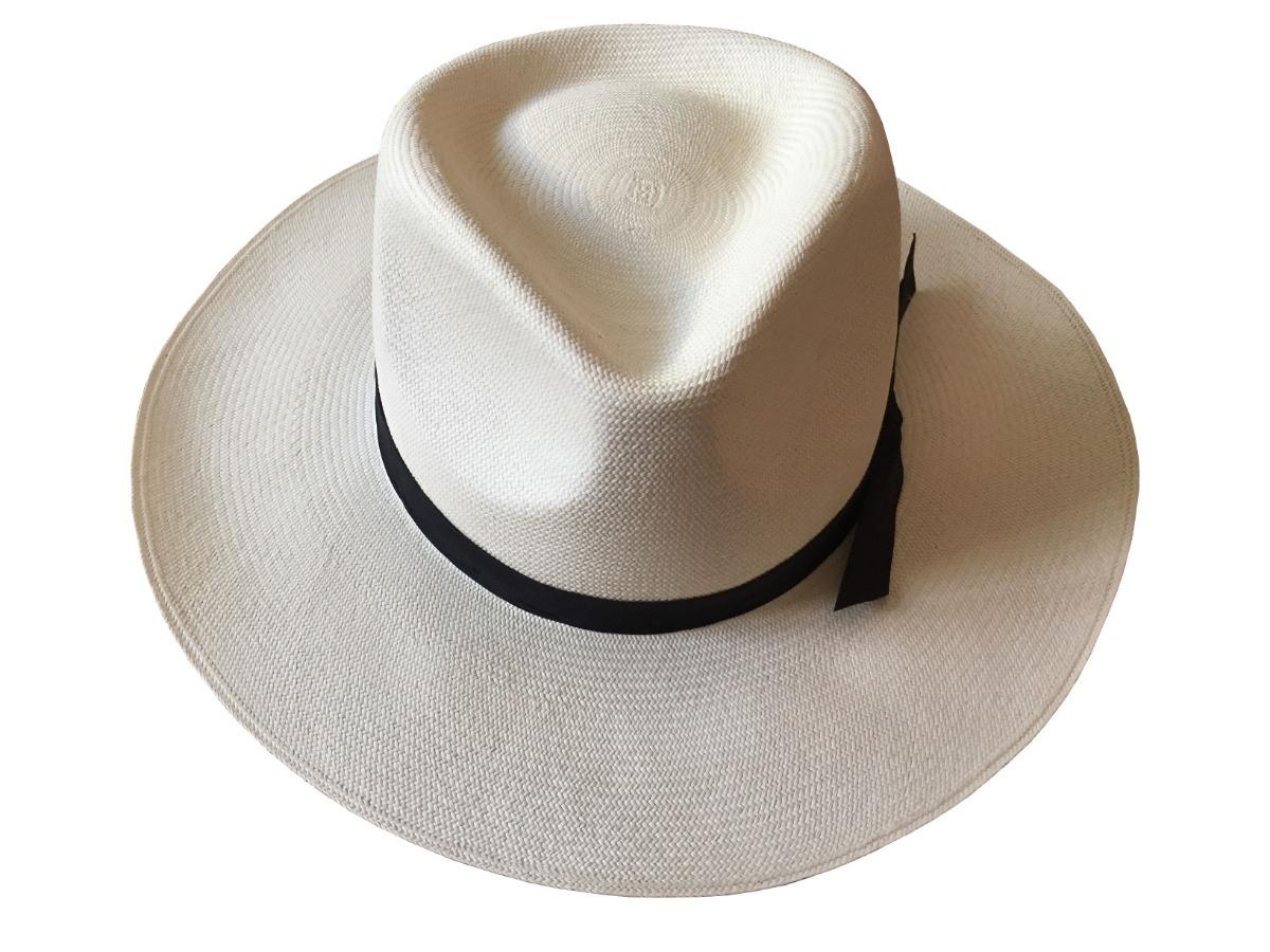 ef606a4535d9c sombrero americano de jipi panamá de 4 partidas ala mediana. Cargando zoom.