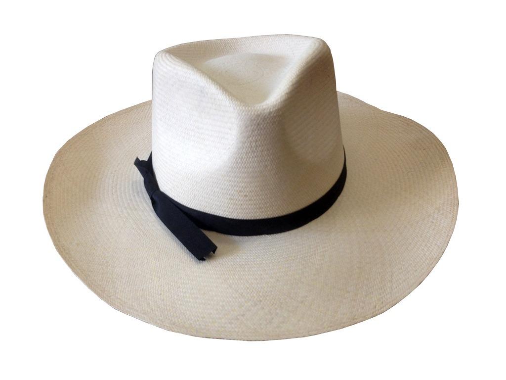 sombrero americano de jipi tipo panamá 3 partidas. Cargando zoom. 9c29a9b9655