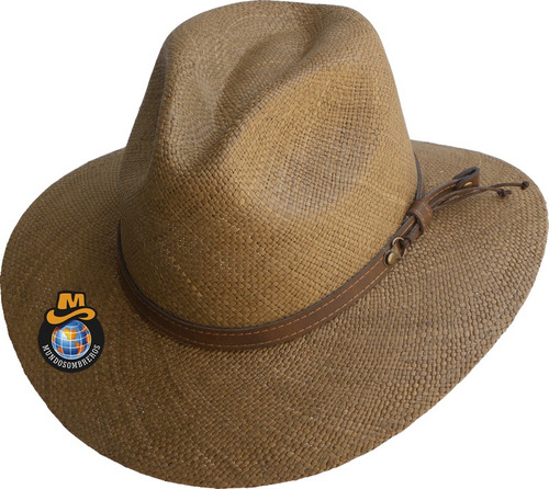 sombrero artesania tejido a mano aguadeño paja toquilla