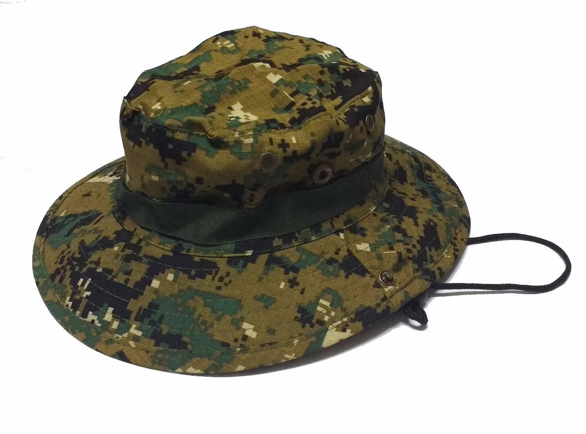 sombrero australiano gorra pesca caza tacticotrekking outdor. Cargando zoom. f15bca12ae8