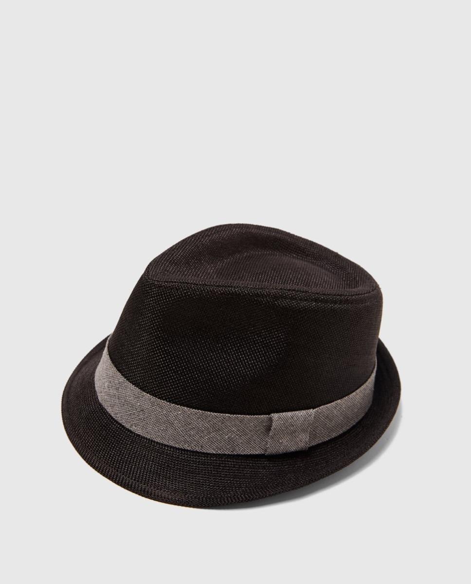 9539615d76b60 Sombrero Básico Zara Man De Estructura Algodón. Remate -   299.00 en ...