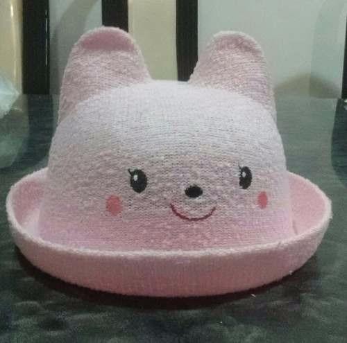 ba53766968d2e Sombrero Bebe Animal Orejas Gato Kawaii Gorro Cute -   175