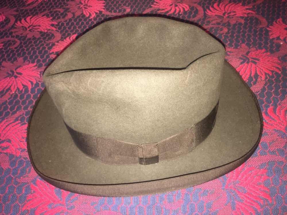 sombrero borsalino italiano. Cargando zoom. b526dcfdddc