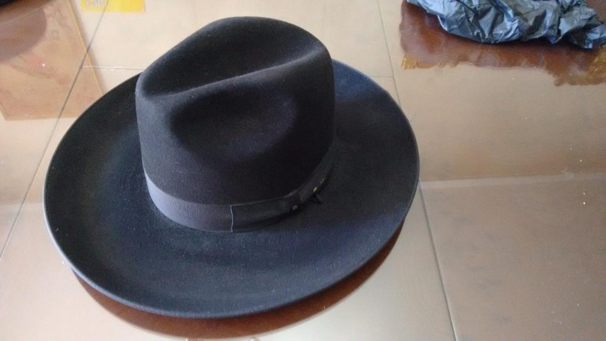 sombrero borsalino talle 55. Cargando zoom. 593291003a4