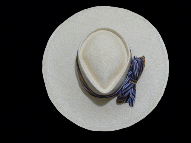 Sombrero Caballero Paja Toquilla Catacaos - S  1 6fc43fb3c30