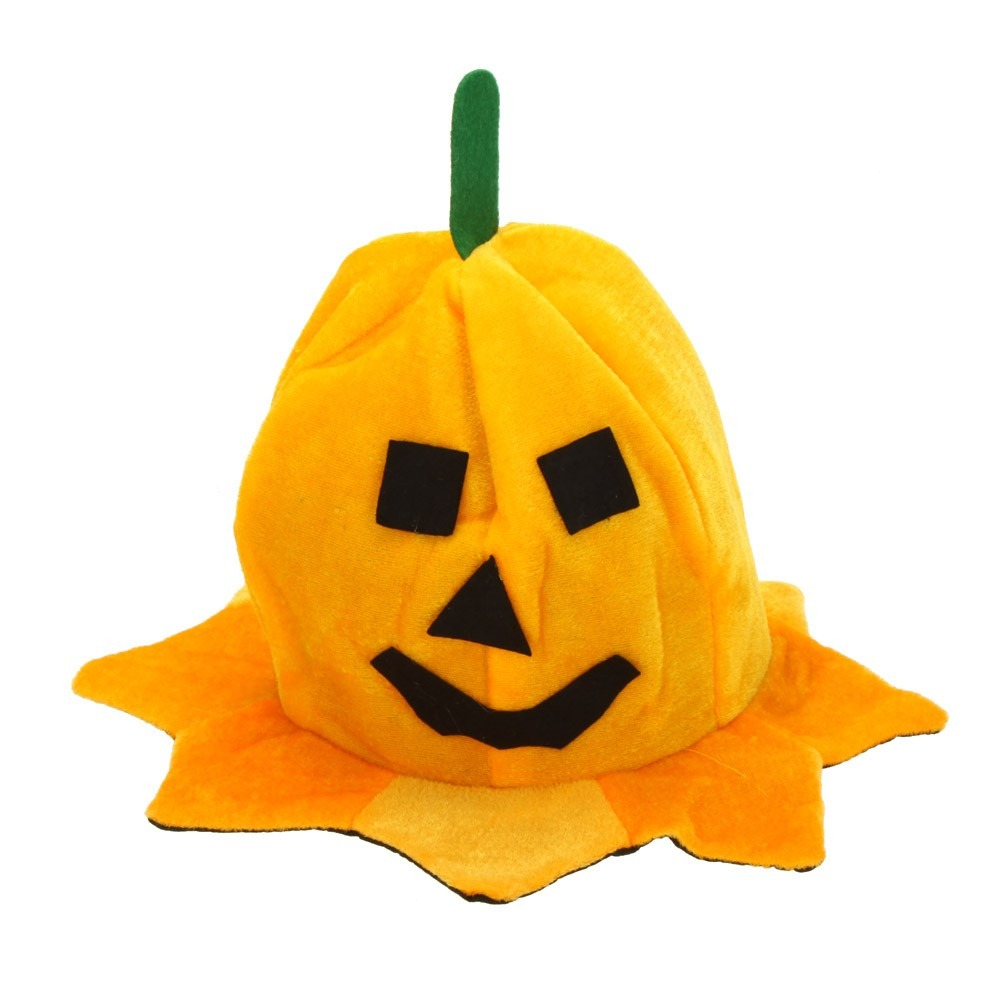 42b23972cbeaa Sombrero Calabaza Para De Halloween Oro H9039 -   175.83 en Mercado ...