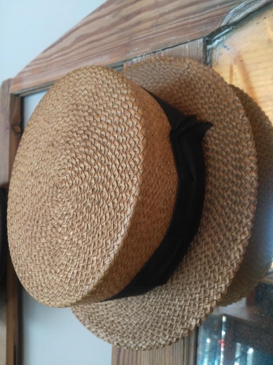 sombrero campana o clôche antiguo real típico años 20. Cargando zoom. fdadeb6c9d6