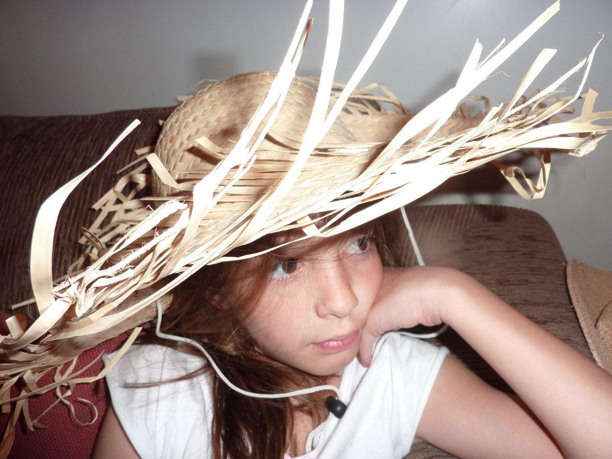 sombrero campesino de paja. Cargando zoom. 8a56ab65f1a