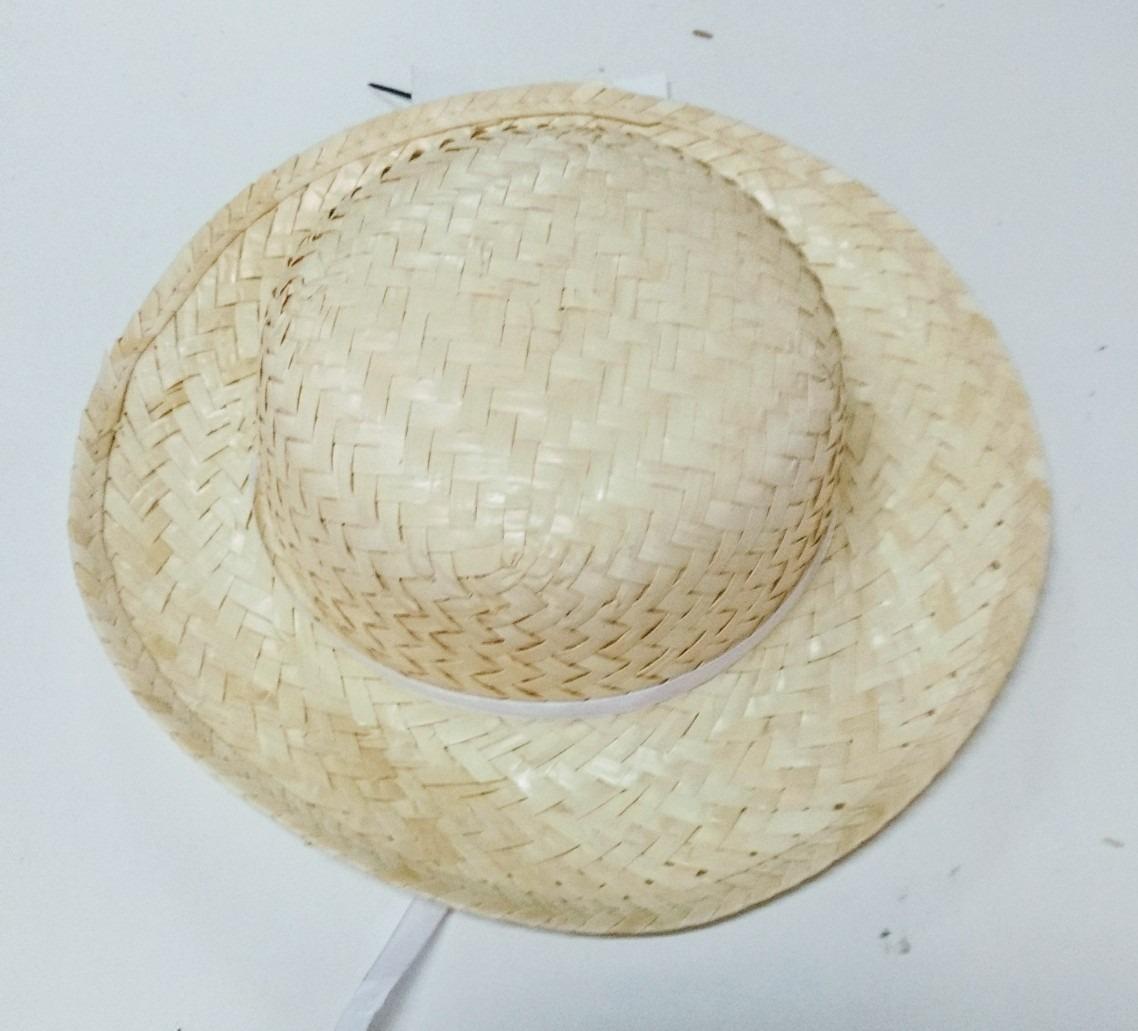 d2166159f6a59 sombrero capelina infantil de paja campesino con flecos. Cargando zoom.