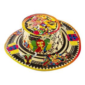 Sombrero Carnaval De Barranquilla Hora Loca