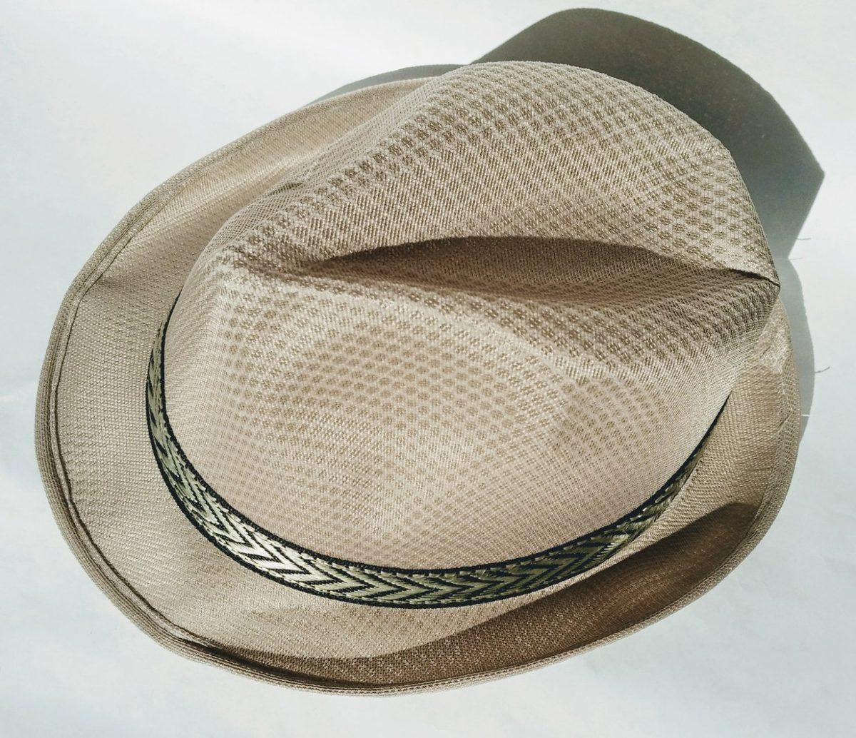 Sombrero Chambergo Tango Hip Hop Reaggeton Liso Verde Rayas - $ 119 ...
