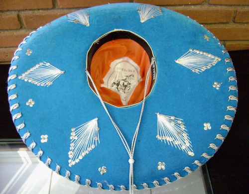 sombrero - chapeu mexicano- original mexico