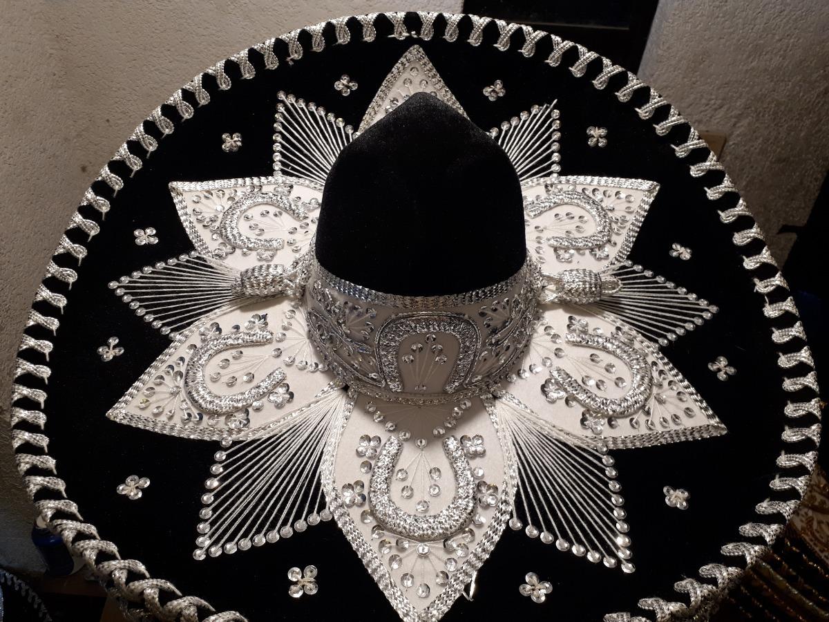 421dbda19c5bd Sombrero charro mariachi color fino adulto mexicano cargando zoom jpg  1200x900 Mexicano noche sombrero charro logo