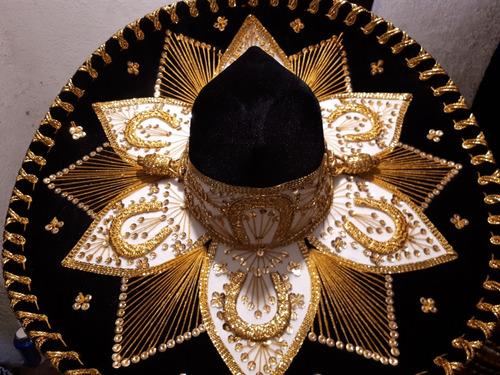 063736500c711 Sombrero Charro Mariachi Color Fino Adulto Mexicano -   399.00 en ...