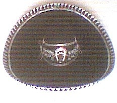 Sombrero Charro N-pl Mariachi Folklor Baile Regional C Envio ... 02c49e0272e