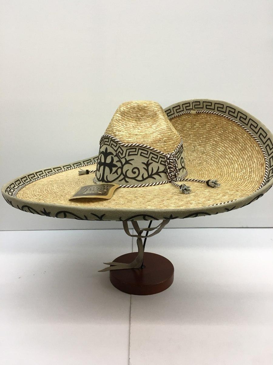 Sombrero charro paja de trigo modelo montura cargando zoom jpg 900x1200  Sombreros charros de paja 3634a191a44f