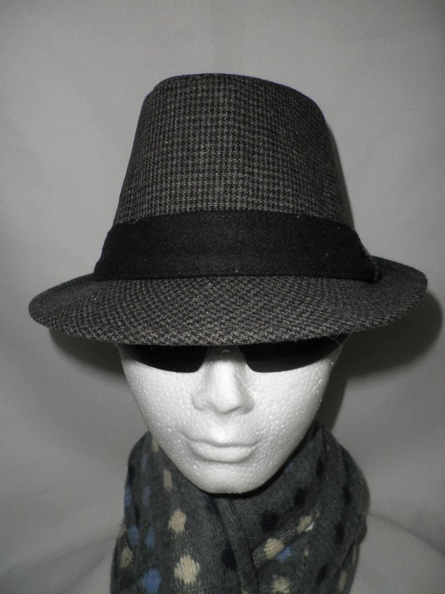 Sombrero Chic Corte Clasico Cubano Fedora Hat Gorra Boina -   299.00 ... 598816ec1fa