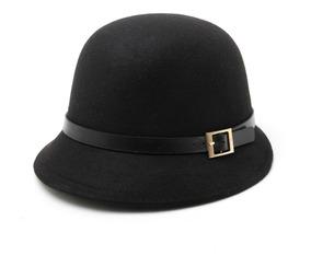 revisa elige genuino buscar genuino Sombrero Cloche Fieltro Mujer Años 20 Templo Kosher