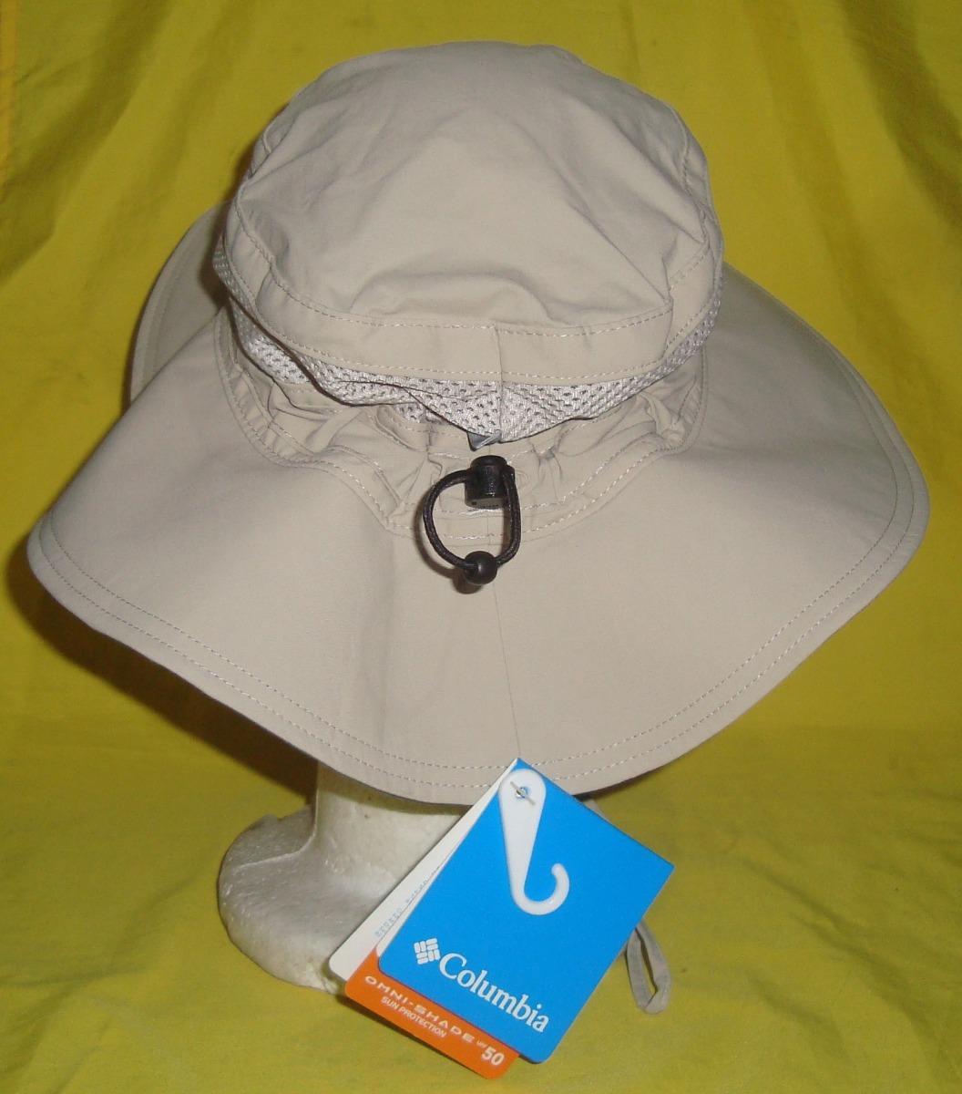 sombrero columbia bora bora booney hueso natural pesca caza. Cargando zoom. a08160c6bde