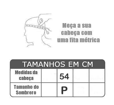 Sombrero Cordobês Chapéu Flamenco Preto P Semi-profissional - R  149 ... a96aab510b2