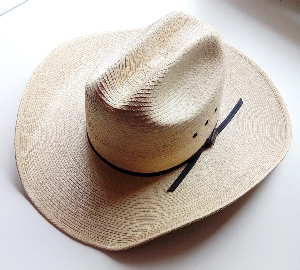 Sombrero cowboy larry mahan importado texas usa de palmera cargando zoom  jpg 1200x1080 Sombrero cowboy hat cb6b60eedfd