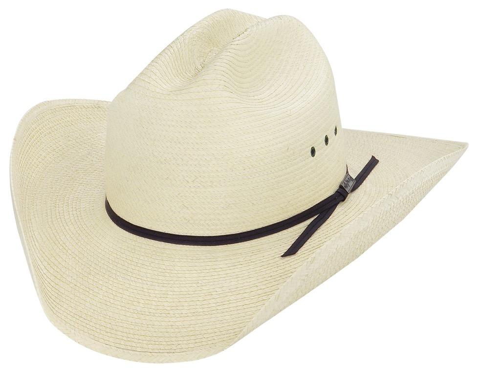 Sombrero cowboy larry mahan importado texas usa de palmera cargando zoom  jpg 980x763 Sombrero cowboy hat f8879d6fb92