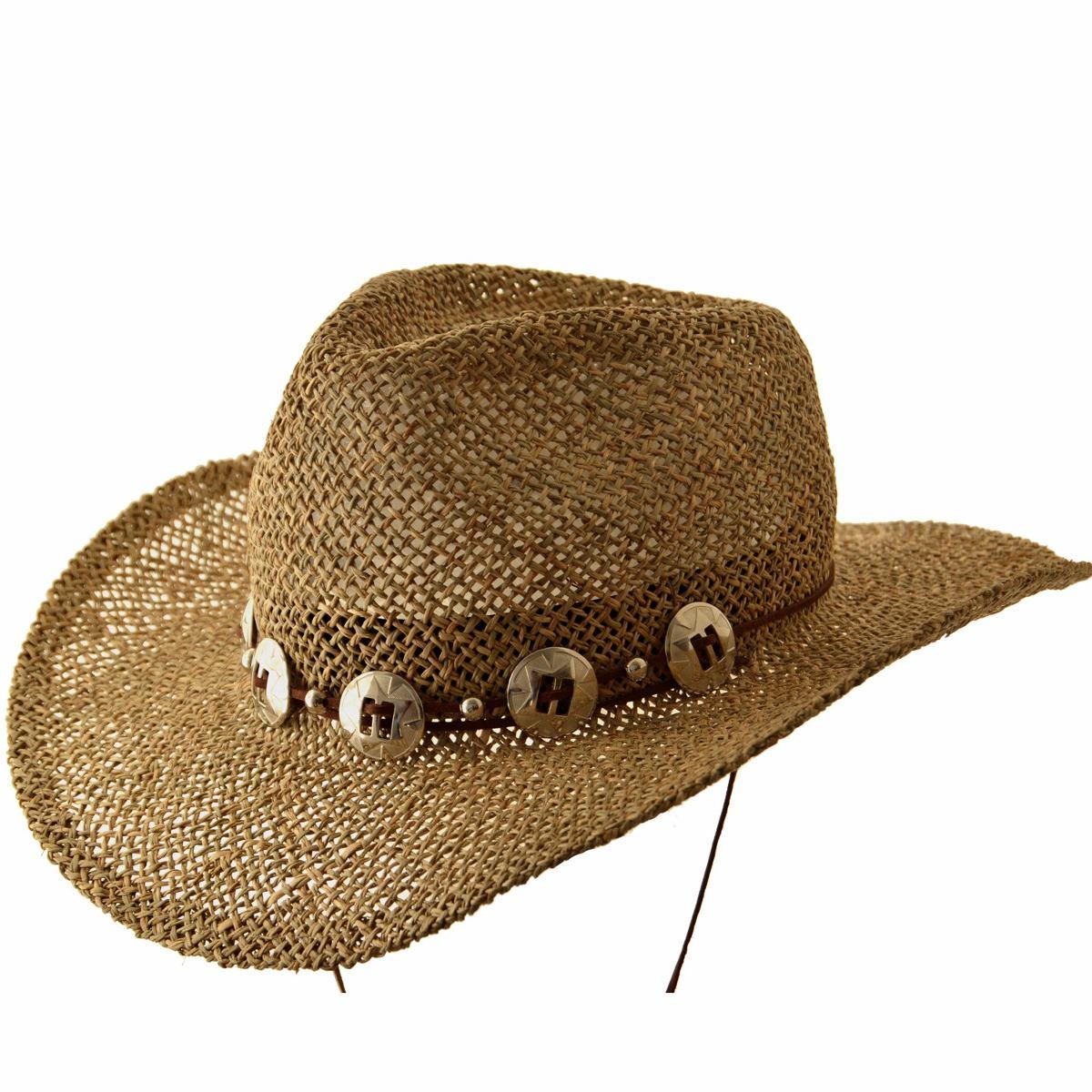 Sombrero Cowboy Yute Compañía De Sombreros M623059 -   752 3672158e4c5