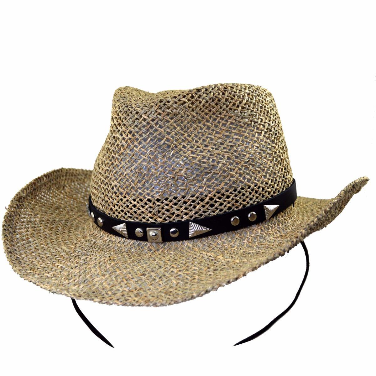 Sombrero Cowboy Yute Compañia De Sombreros M733050 -   1.645 7a4ef488032