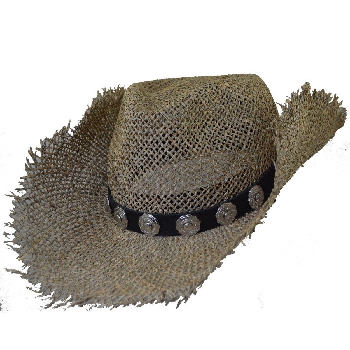 Sombrero Cowboy Yute Deflex Compañia De Sombreros M733051 -   1.645 ... fdba5c1746a