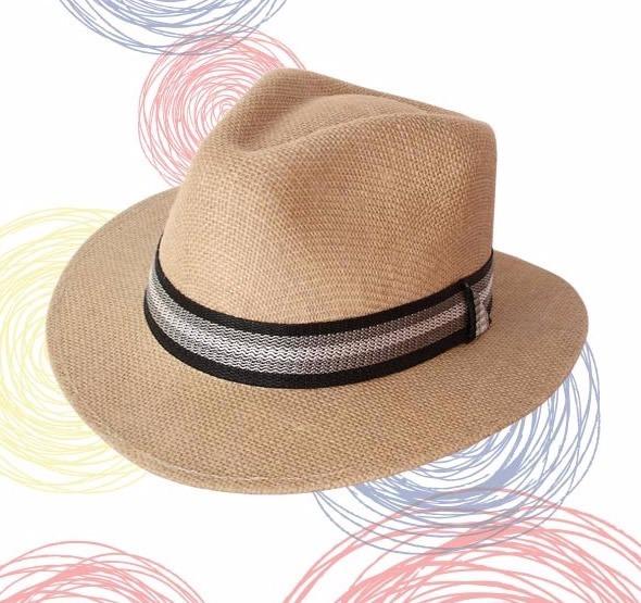 Sombrero Cubano Yute Color Natural Nuevo -   40.000 en Mercado Libre bd95edb110a
