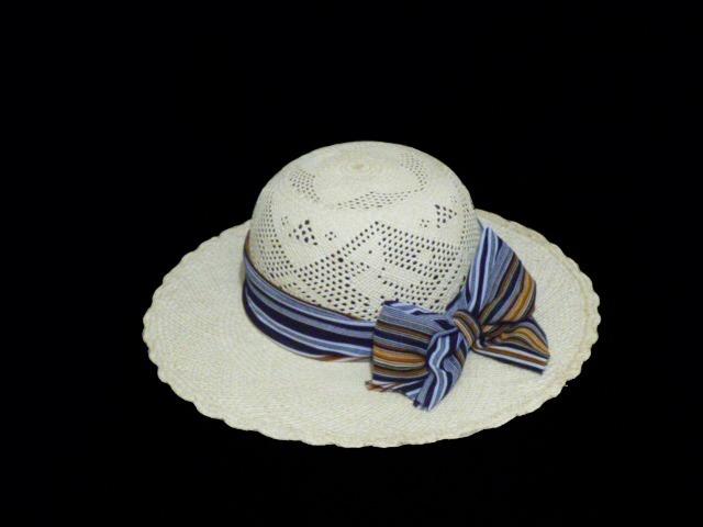 Sombrero Dama Paja Toquilla Catacaos - S  1 2ceda42e043