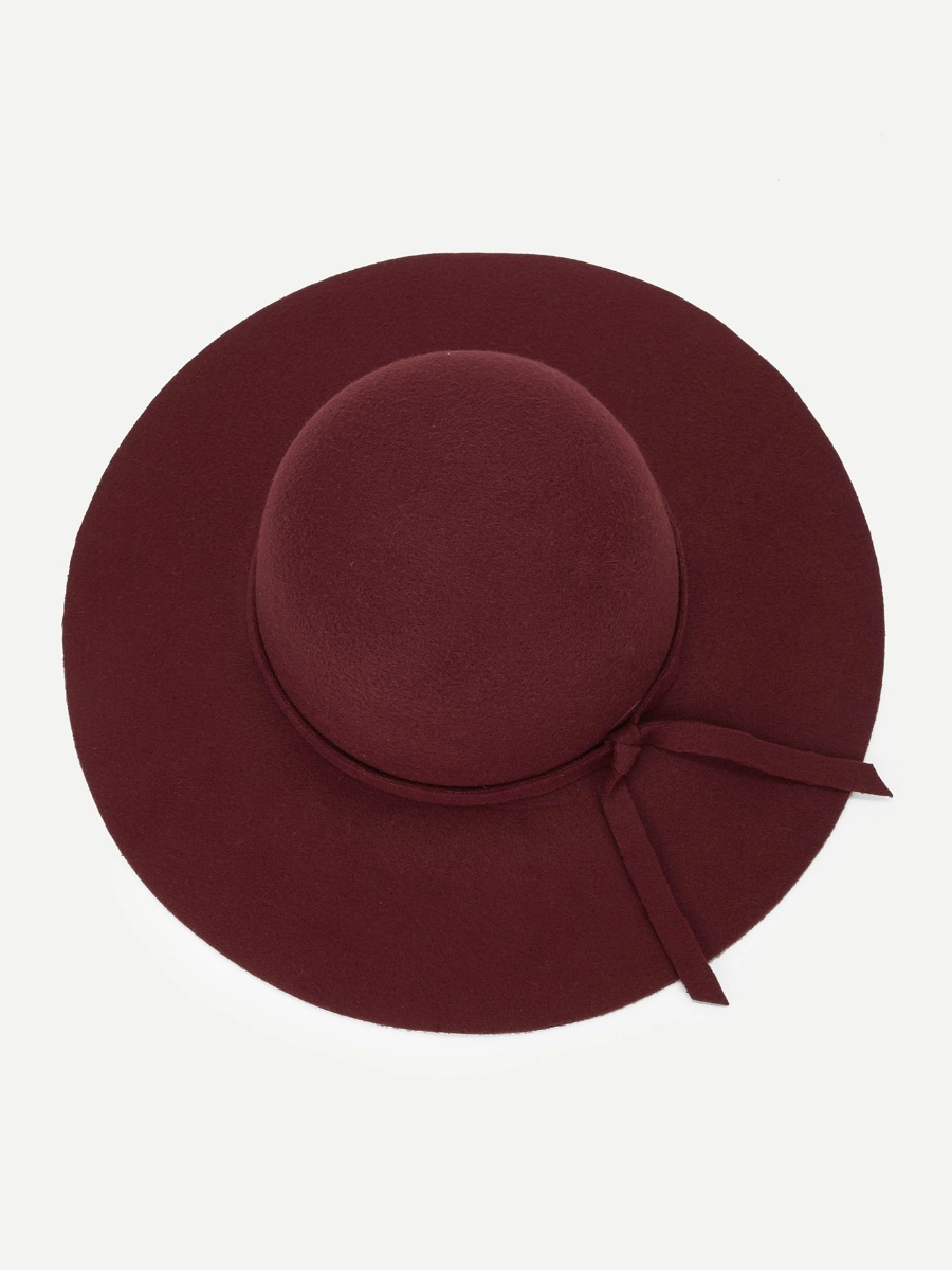 sombrero dama sombrero vino estilo floppy sombrero mujer. Cargando zoom. 8b40deb4d1cf