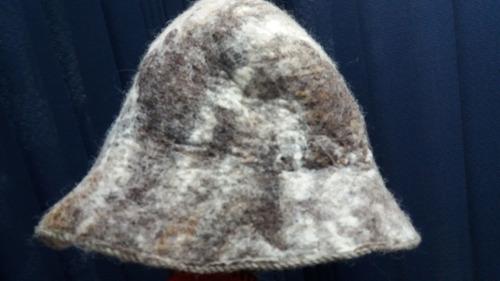 sombrero de abrigo de dama