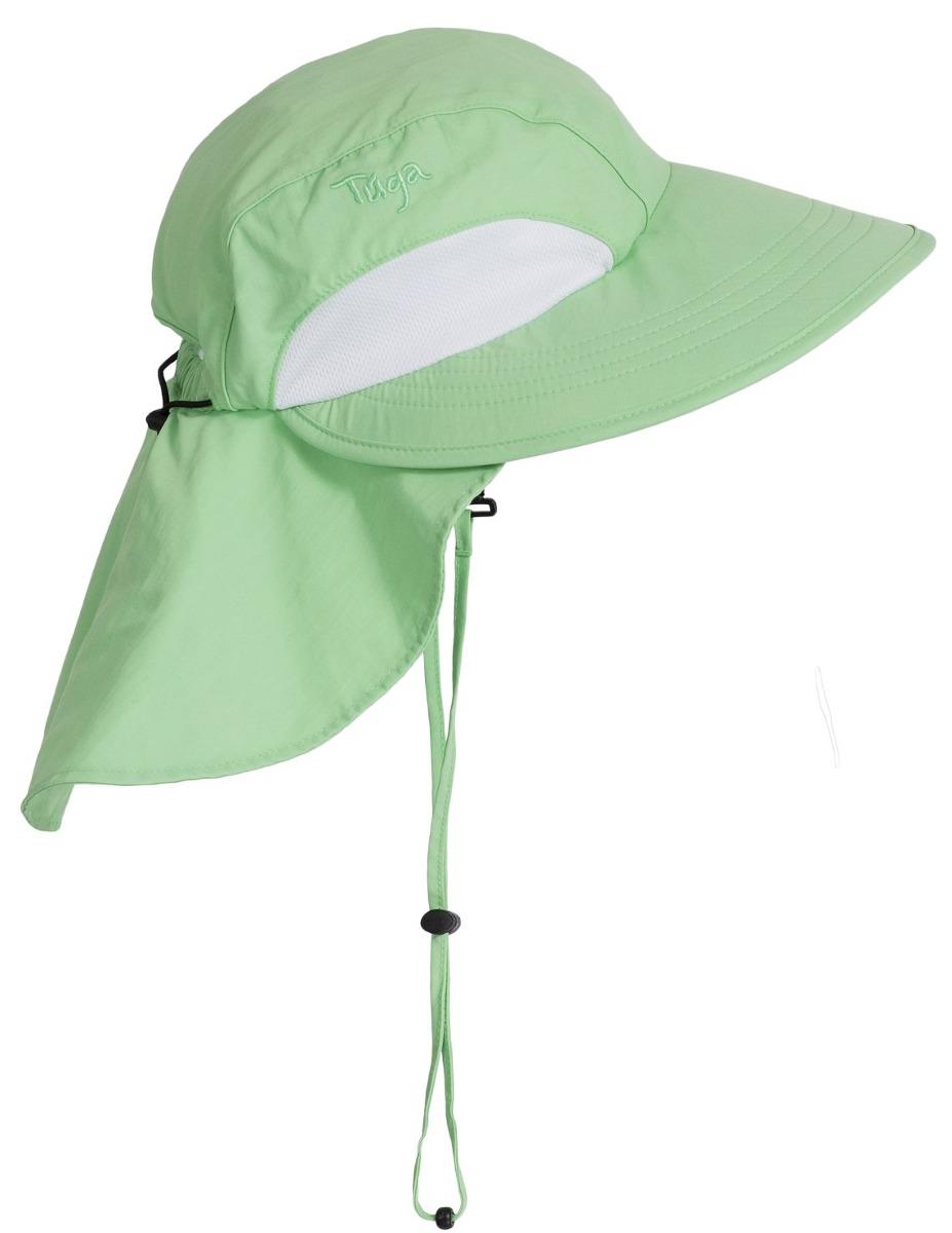 Sombrero De Ala Ancha Sol Adulto Tuga (upf 50+), Verde Cl - $ 50.764 ...
