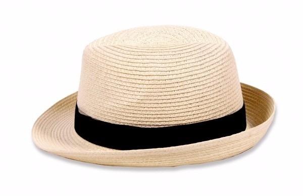 Sombrero De Ala Corta Natural. -   980 596d520a977