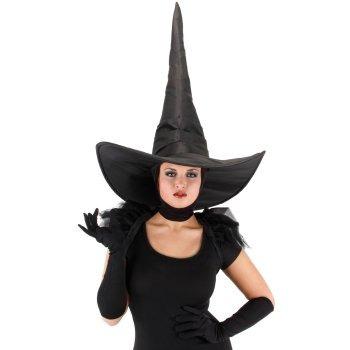 sombrero de bruja de oz el poderoso p/ adultos envio gratis
