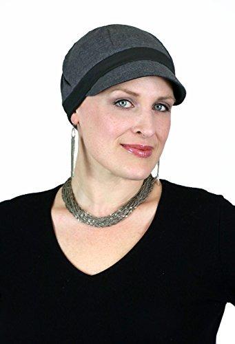 Sombrero De Cáncer Para Mujeres Gorros De Quimio Gorras De ... 632d2ef1bf3