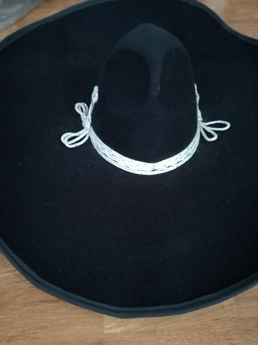 Sombrero De Charro Para Joven Buenas Condiciones -   50.00 en ... ea0b7d0beaa