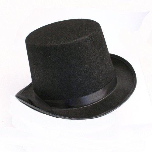 Sombrero De Copa De Lujo Disfraz De Mayordomo Negro Formal -   200.000 en Mercado  Libre f2edaadf267