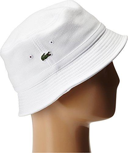 Sombrero De Cubo De Piqué De Hombre Lacoste 552f89aaebb