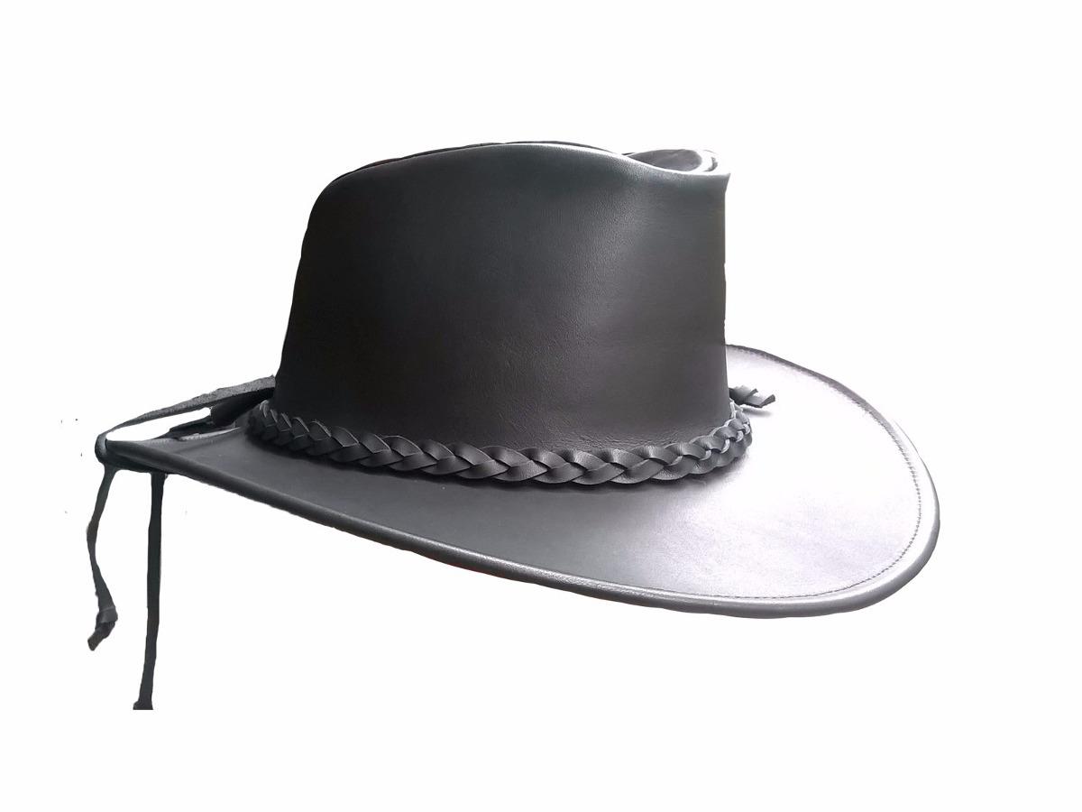 sombrero de cuero engrasado. Cargando zoom. 1986fa6c28a